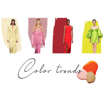 Color trends & color blocking F/W 20-21 - Νο1