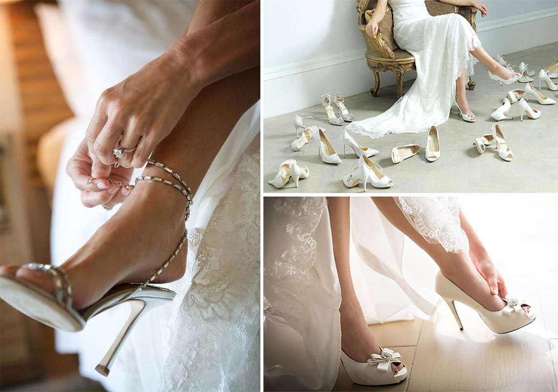 Wedding Shoes - Fit for a princess, fit for you!